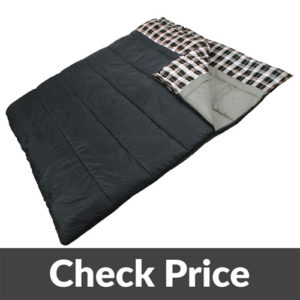 American Trails Double Person Sleeping Bag