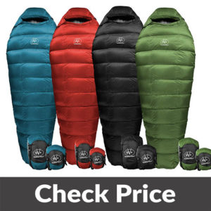 Feathered Friends Murre Sleeping Bag