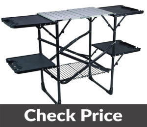 GCI Outdoor Portable Folding Cook Station 1