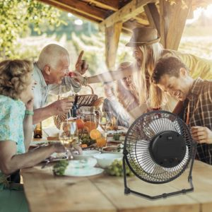 Best Battery Operated Fan for Camping 3