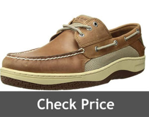 Sperry Top Sider Mens Billfish 3 Eye Boat Shoes
